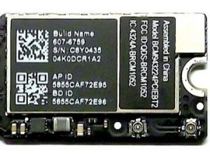 AirPort Wireless Network Card for Apple MacBook Air 11 inch A1465 Mid 2013 to  Early 2015, A1466 Mid 2013 to Mid 2017